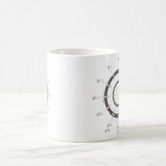 Cirkla av Fifths Kaffemugg