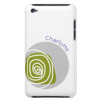 cirkla av liv barely there iPod skyddande skydd