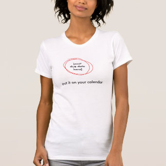 cirkla ditt daterar rakt skjortan tee shirt