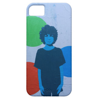 Cirkla ungdomiphone case iPhone 5 Case-Mate fodraler