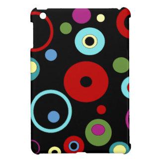 Cirklar på det midnatta iPadfodral iPad Mini Skydd