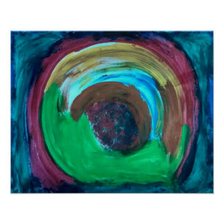 cirkuläret vinkar poster
