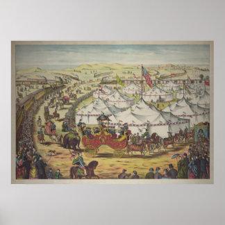 Cirkus 1874 poster
