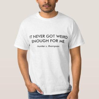 Citationstecken för jägareS. Thompson Gonzo T Shirts