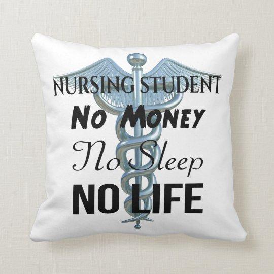 Citationstecken för sjuksköterska för kudde