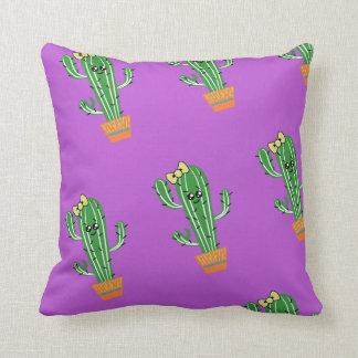 Citera kaktus kudder 41 x 41 cm kudde