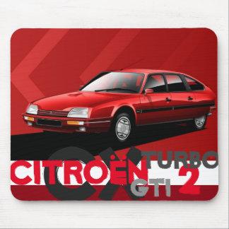 Citroen CX GTI Turbo 2 musmatta