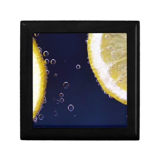 Citron Liten Presentask