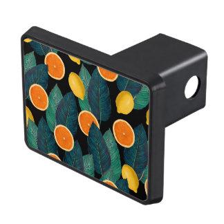 citron- och orangesvart dragkroksskydd