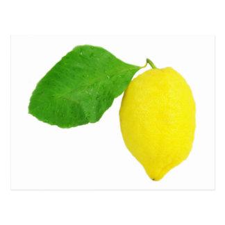 Citron Vykort