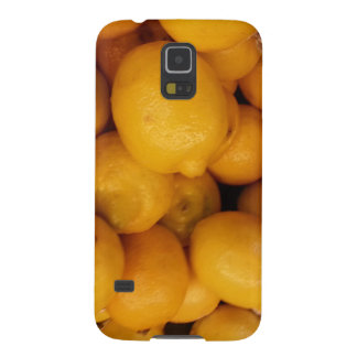 Citroner Galaxy S5 Fodral
