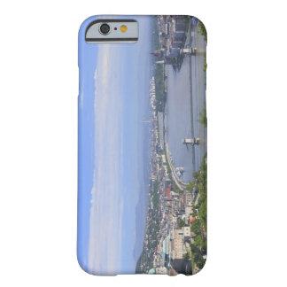 Cityscape av Budapest Barely There iPhone 6 Skal