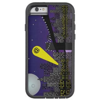 @Cityscape täcker (vågrät) Tough Xtreme iPhone 6 Fodral