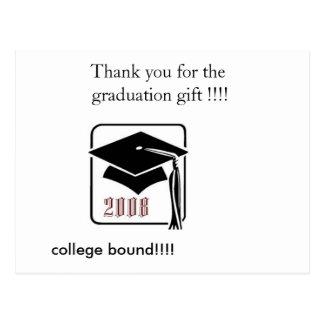 class_of_2008_graduation_thank dig… vykort