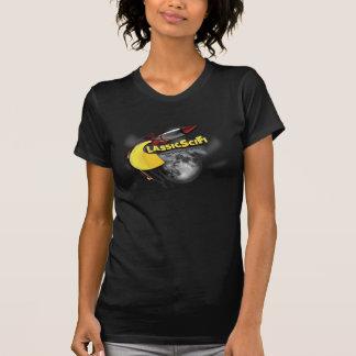 ClassicSCIFI.com damer förstörde t-skjortan Tröja