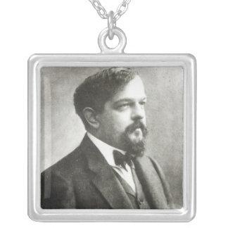 Claude Debussy, c.1908 Silverpläterat Halsband