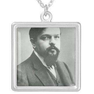 Claude Debussy Silverpläterat Halsband