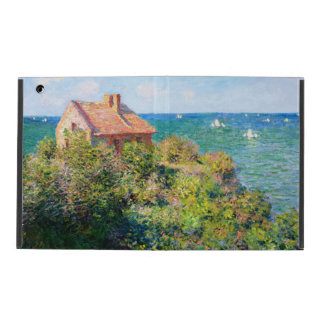 Claude Monet: Fishermans stuga på Varengeville iPad Cases