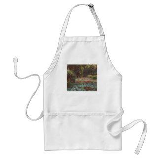 Claude Monet Förkläde