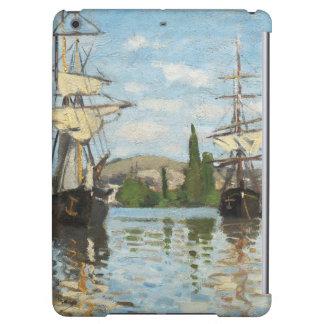 Claude Monet | frakter som rider på Seinen på