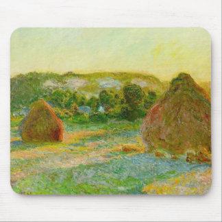Claude Monet //höstackar Musmatta