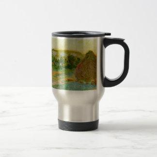 Claude Monet //höstackar Resemugg
