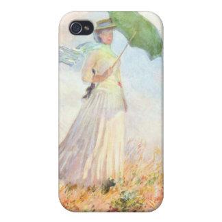 Claude Monet iPhone 4 Fodral