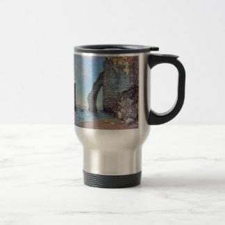 Claude Monet //klipporna på Etretat Resemugg