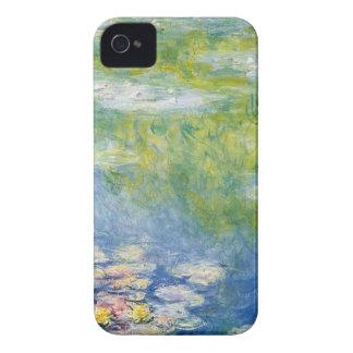 Claude Monet liljadamm på Giverny iPhone 4 Fodraler