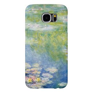 Claude Monet liljadamm på Giverny Samsung Galaxy S6 Fodral