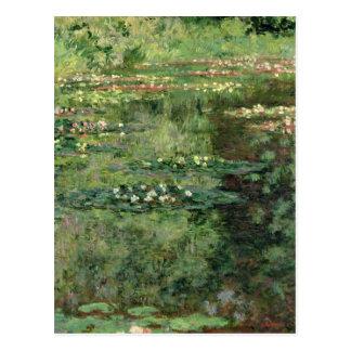 Claude Monet | näckrosen Damm, 1904 Vykort