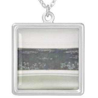Claude Monet | näckrosor, 1915-26 Silverpläterat Halsband