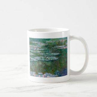 Claude Monet //näckrosor Kaffemugg
