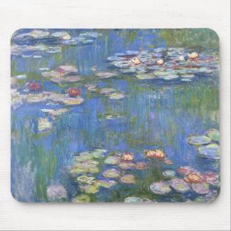 Claude Monet //näckrosor Musmatta