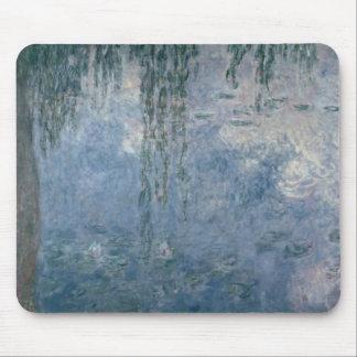 Claude Monet | näckrosor: Tårpilar 1914 Musmatta