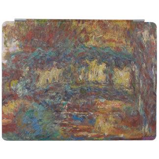 Claude Monet   som japanen överbryggar iPad Skydd