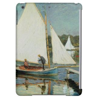 Claude Monet | som seglar på Argenteuil, c.1874