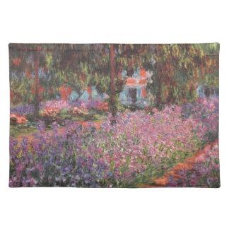 Claude Monet //trädgård på Giverny Bordstablett