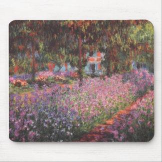 Claude Monet //trädgård på Giverny Musmatta