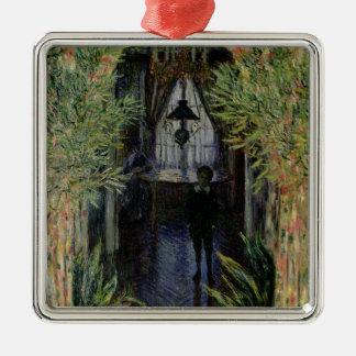 Claude Monet | tränga någon av en lägenhet på Julgransprydnad Metall