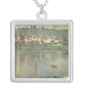 Claude Monet | Vetheuil, 1901 Silverpläterat Halsband
