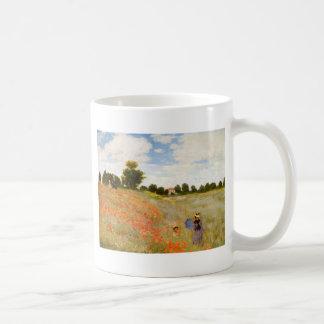 Claude Monet //vildvallmor Kaffemugg