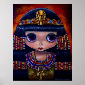 Cleopatra Blythe affisch