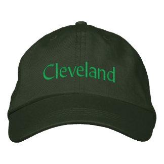 Cleveland Broderad Keps
