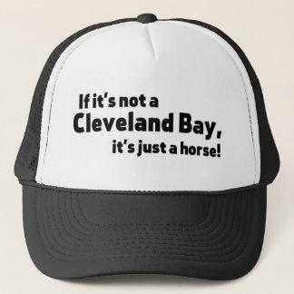 Cleveland fjärdhäst keps
