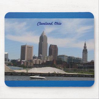 Cleveland horisont Mousepad Musmatta