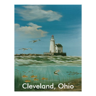 Cleveland huvudsaklig fyr 1998 brevhuvud