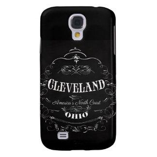 Cleveland Ohio - Amerika norr kusten Galaxy S4 Fodral