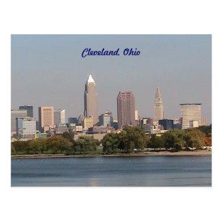 Cleveland Ohio, Lakefrontvykort Vykort