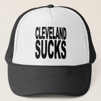 Cleveland suger truckerkeps